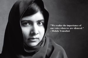 Malala Yousafzai - Nobels fredsprismottagare